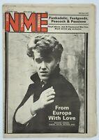 NME 1 December 1979 Richard Jobson Funkadelic Dr Feelgood Passions