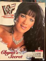 WWF Magazine August 2000 Chyna
