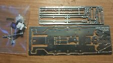 Etched nickel-silver chassis kit suitable for OO12 Southwold Railway 'Wenhaston'