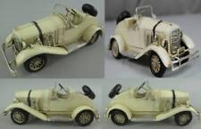 Vintage - Eisen Auto im Antik Stil - ca. 16x7x7 cm. - ca. 140 Gramm