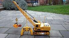 RC Kran SUPERCRANE 678 ferngesteuerter Baukran Schwerlastkran Baufahrzeug Auto