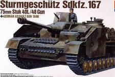 Academy - Stug.IV Sturmgeschütz SdKfz.167 +Figur 75mm 40L/48 Modell-Bausatz 1:35