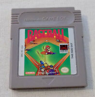 Mario Baseball Nintendo Gameboy Game Cartridge Tested and Working