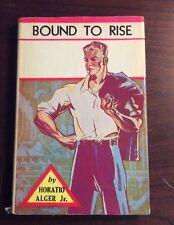 Bound To Rise (Undated, Hardcover) Horatio Alger Jr PreOwnedBook.com