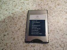 PCMCIA LETTORE MULTICARD Adattatore Mercedes-Benz Comand 6 in 1 PC SD SPEDIZIONE GRATUITA
