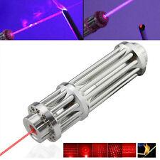 New High Power Laser Cannon Beam Red Light 650nm Laser Pointer Pen Strong Shot