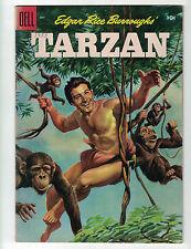 Tarzan #70 -- Dell Comics -- 1955 -- Fine