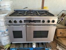"Dacor 48"" Dual Fuel Range - Professional Stainless Steel"
