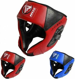 RDX Kids Headgear for Boxing, MMA Training and Kickboxing, Approved by SATRA