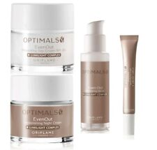 Oriflame Optimals Even Out Day, Night, Serum & Eye Creams (Reduce Dark Spots)
