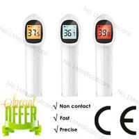 Termometro infrarossi LCD digitale Misuratore temperatura corporea senza contatt