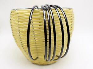 10 Black Color Plastic Narrow Thin 4mm Hair band Headband With Teeth