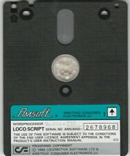 LOCOSCRIPT & CP/M PLUS Start up Disc For The AMSTRAD PCW 8256 & 8512 Computers