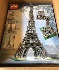 Lego Eiffel Tower 10181 Rare Collectors Unopened sealed