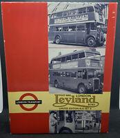 EFE 1/76 Scale London Transport Post War Leyland Buses Ltd Edition Bus Set 4