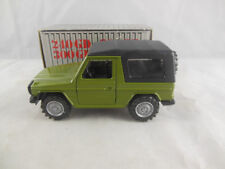 Cursor Modell 679 Mercedes Benz G Wagon in Olive Green made in West Germany
