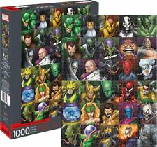 Marvel Villains Collage - 1000 Piece Jigsaw Puzzle - Brand New - 65362