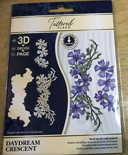 Tattered Lace Daydream Crescent -  674700 - Metal Cutting Die, Flower Sprig