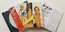James Burton - CD Elvis Presley guitarist signed autographed Autogramm TCB