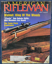 Magazine American Rifleman, JUNE 1988 !!! PARKER-HALE Model 1100 RIFLE !!!