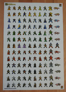 Carcassonne - 130 Meeple Stickers | Accessory | New