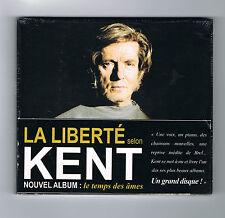 KENT - LA LIBERTÉ - CD 16 TITRES - 2013 - NEUF NEW NEU
