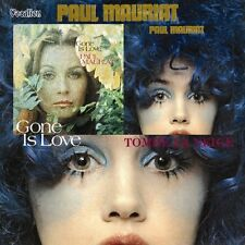 Paul Mauriat & His Orchestra - Gone is Love & Tombe La Neige 1970s easy CD
