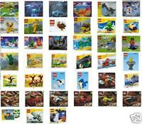 LEGO Sondersets Saison Polybags Promotionals Exklusive