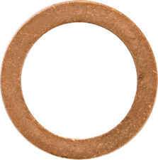 Copper Washers 6mm x 10mm x 1mm - Pack of 10
