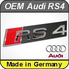 OEM Audi A4 B5 RS4 Front Grill Badge Emblem S Line Sport