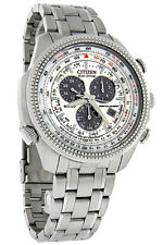 Citizen Men's Perpetual Calendar Chronograph Eco-Drive Watch BL5400-52A