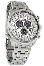 Citizen Men's Perpetual Calendar Chronograph Eco-Drive Watch BL5400-52A