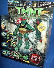 TMNT teenage mutant ninja turtle RAPHAEL STREET GRINDIN figure New MOC