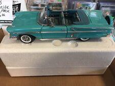 1958 hevrolet Impala 1/24 Scale Die Cast 1994 DANBURY MINT BR1