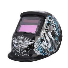 SOLAR AUTOMATIK Schweißhelm Maske Schweißmaske Schweißschirm Schweißschild A01
