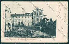 Milano Meda PIEGHINA cartolina QQ8130