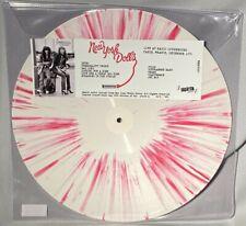 LP NEW YORK DOLLS Live 1973 (LTD COLOR #003/500 VINYL, RSD 2020) NEW MINT SEALED