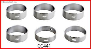 Enginetech Camshaft Bearing Set CC441