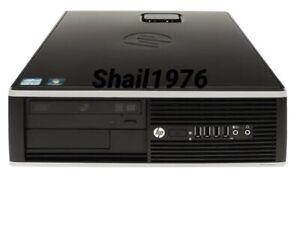 HP Compaq 8200 Elite SFF Intel i5-2400 3.1Ghz 4GB Ram 120 SSD Window 7 pro