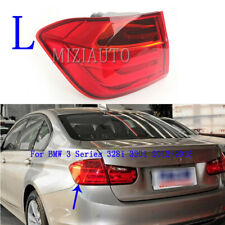 Left Side Tail Light for BMW 2012 13 14-2015 328i 320i 3 Series Outer Rear Lamp
