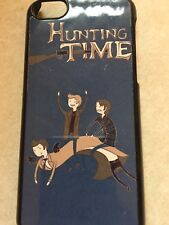 SUPERNATURAL FUNNY ADVENTURE TIME iPhone 4/4S Case