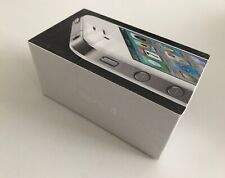 New Sealed Old Stock Apple iPhone 4 16gb 4th Generation (UK) - Seal Cut Little
