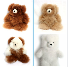 "WHOLESALE LOT OF 50 ADORABLE ALPACA TEDDY BEARS 13"" TALL VERY SOFT"