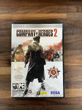 Company Of Heroes 2...PC/DVD ROM