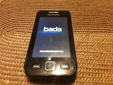 Samsung  Wave GT-S5750 - Ebony Black (Ohne Simlock) Smartphone