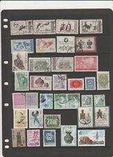 Decimal Individual Asian Stamps