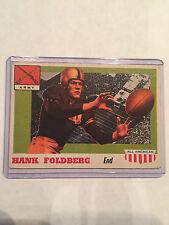 1955 Topps - All American #32 Hank Foldberg