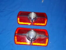 NOS 1965 Ford Fairlane Tail Lights Lens with Backup lamp 289