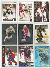 JAGR LOT 9 EURO STARS OPC UD UPPER DECK INSERT BASE HEADED FOR THE HALL