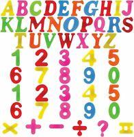 Magnético Letras Números Abecedario Frigorífico Imanes Niños Matematicas Juguete